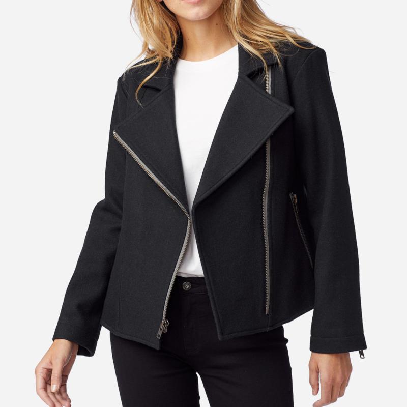 Pendleton Pendleton | Eco-Wise Wool Moto Jacket