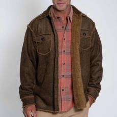 True Grit | Pebble Sueded Button Jacket
