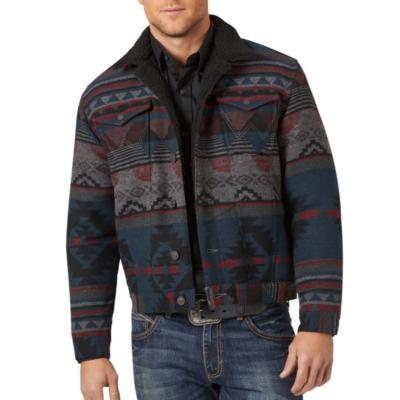 Wrangler | Sherpa Lined Trucker Jacket