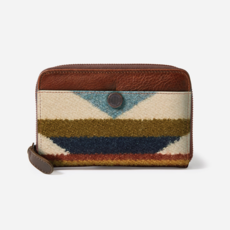 Pendleton Zip Wallet in Wyeth Trail