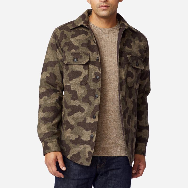 Pendleton Pendleton | Camo CPO Jacket