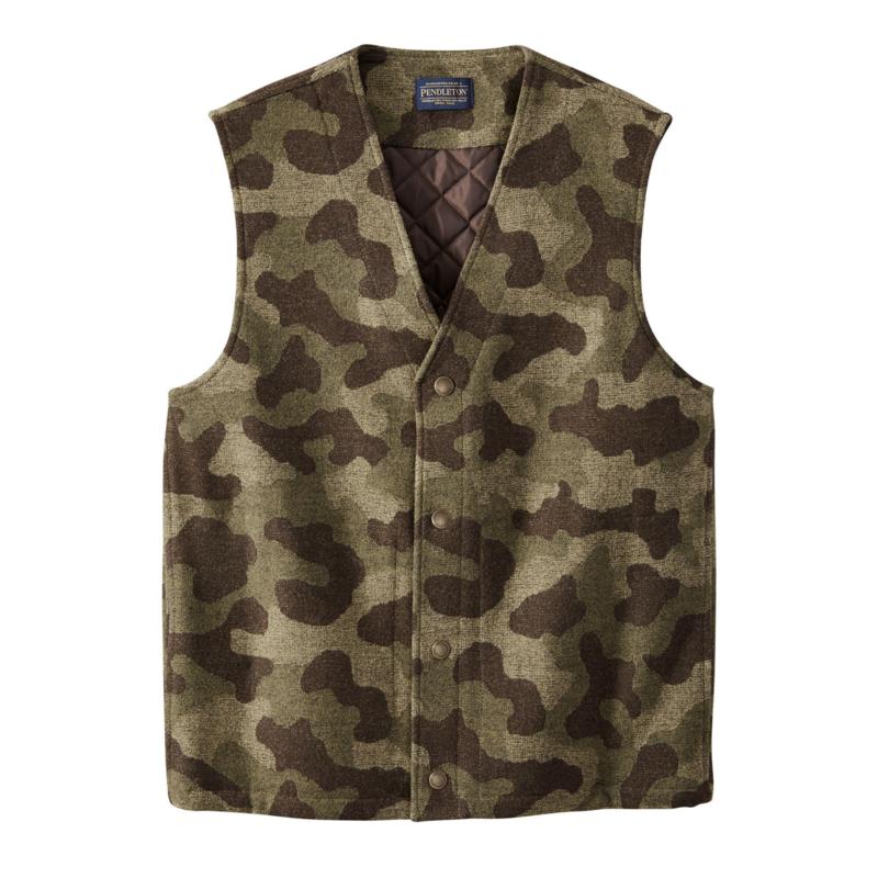 Pendleton Pendleton | Camo Quilted Vest