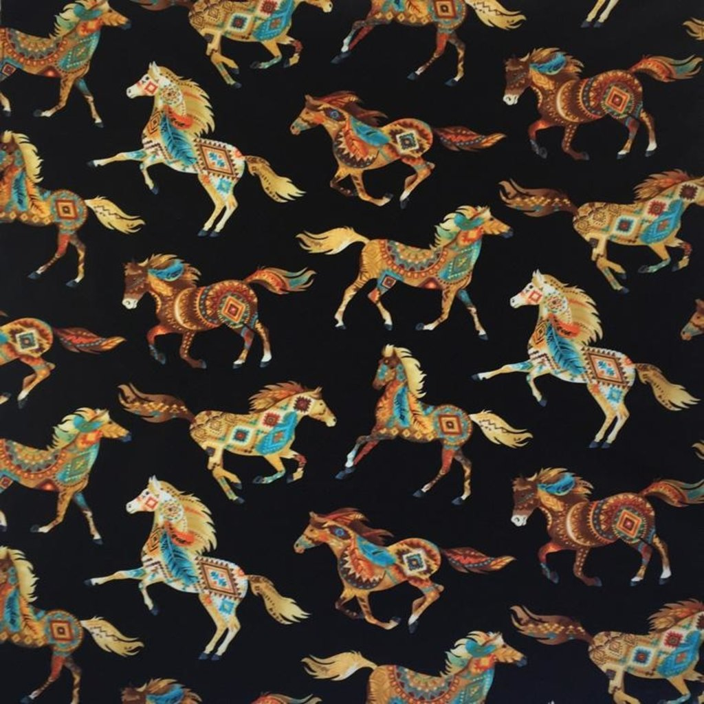 Painted Horses Bandana
