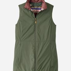 Pendleton Pendleton | Bridger Reversible Quilt Vest in Olive