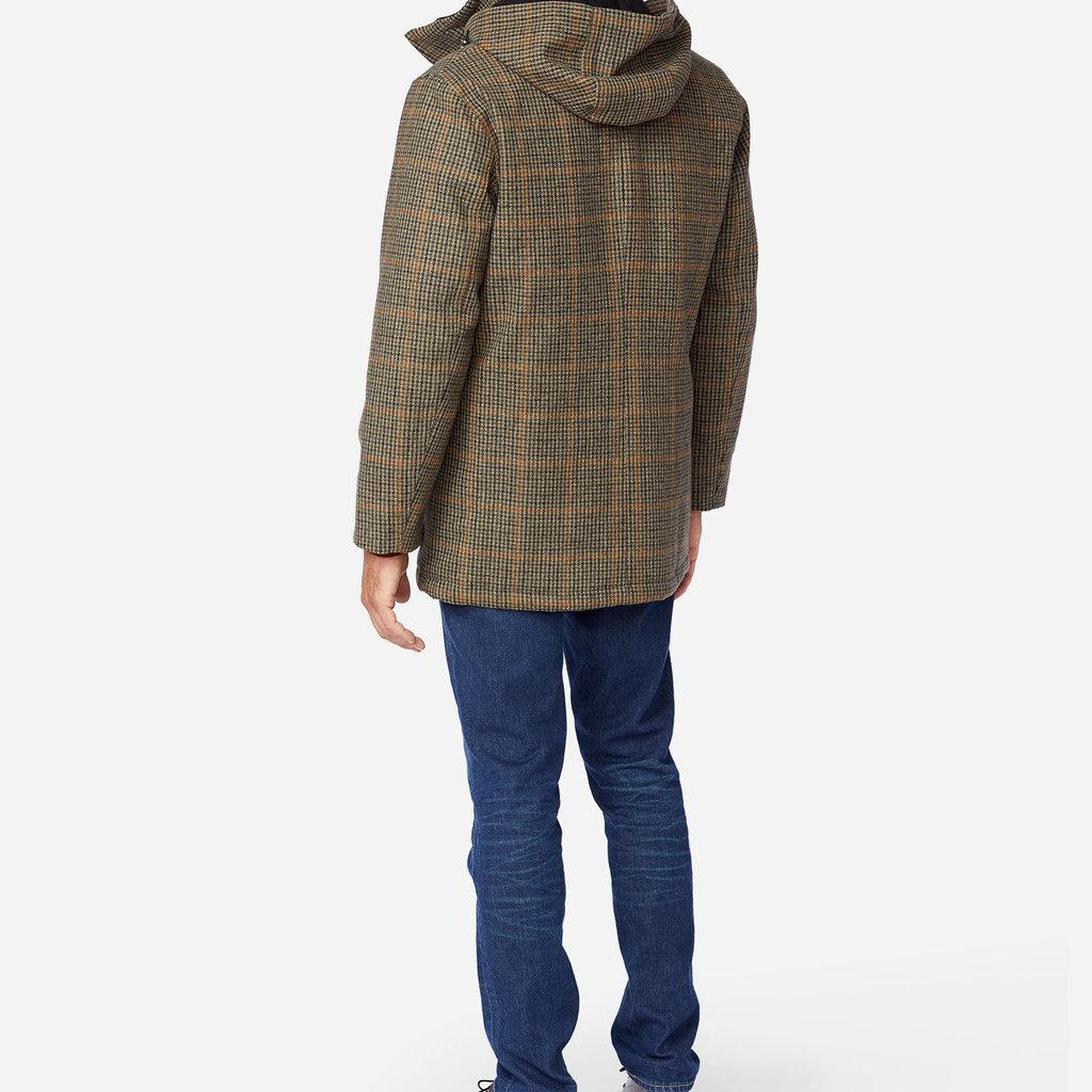 Pendleton Bainbridge Commuter Coat in British Tweed