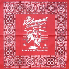 Rockmount Ranch Wear | Bronc Rider Red Bandana