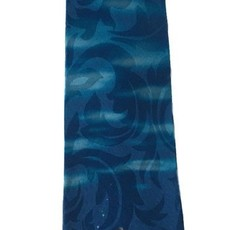 "Silk Necktie ""Snow Painting"""