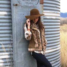 Charlie 1 Horse   Wanderlust Hat