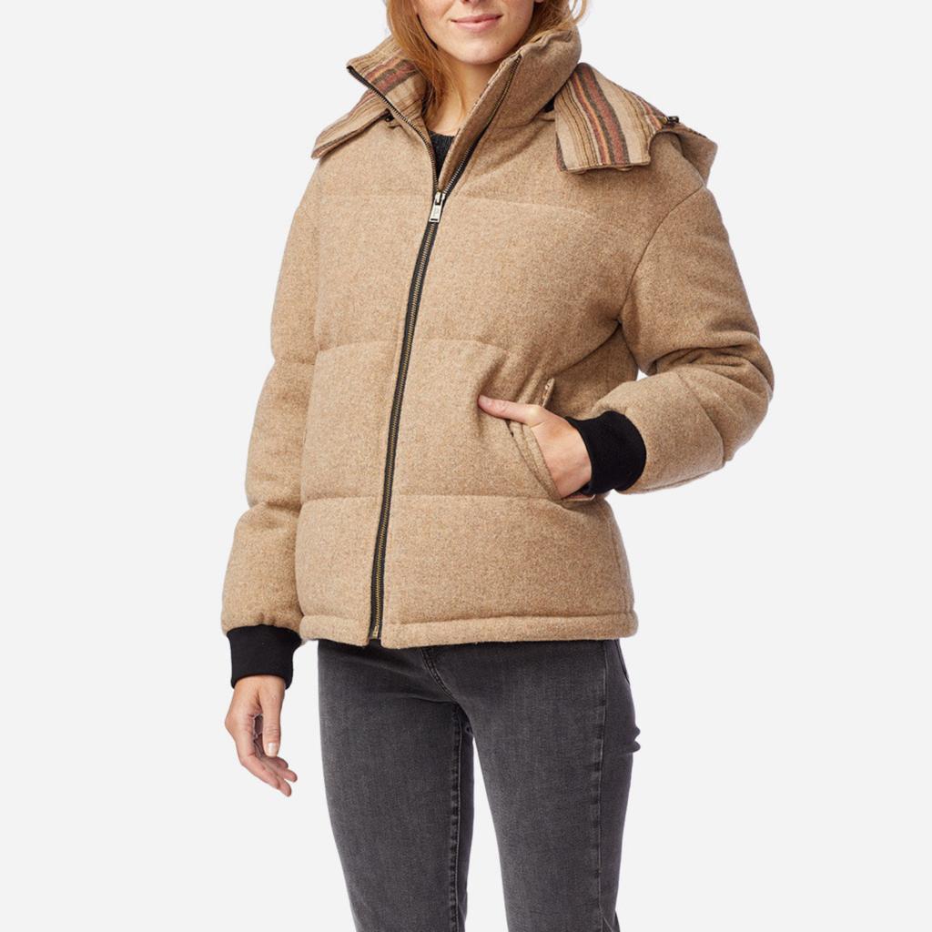 Pendleton Oak Brook Wool/Down Jacket
