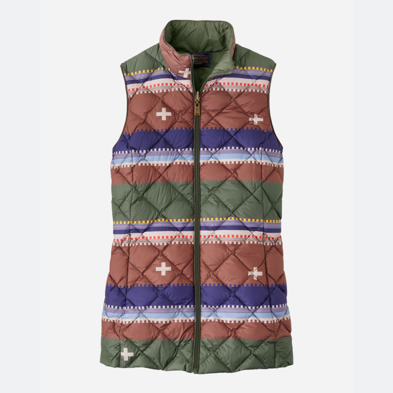 Pendleton Pendleton | Bridger Reversible Quilt Vest