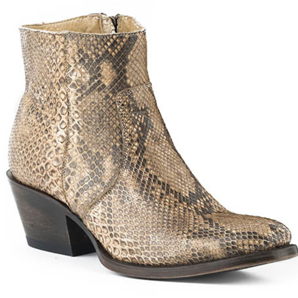 Stetson | Python Belly Boot