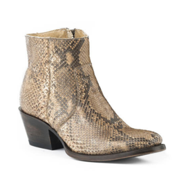 Stetson   Python Belly Boot