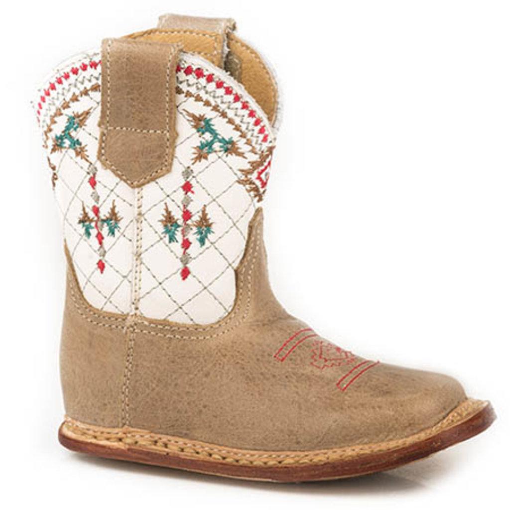 Roper | Cowbabies Sage Infant Boot