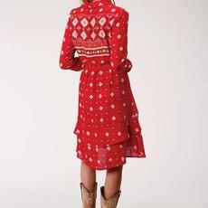 Roper   Aztec Shirt Dress