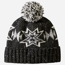 Pendleton Pendleton | Hat with Pom Pom in Plains Star Charcoal