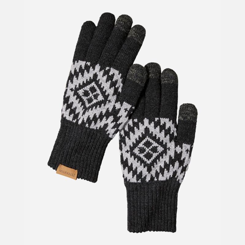 Pendleton Pendleton | Wool Texting Glove | Journey West in Black