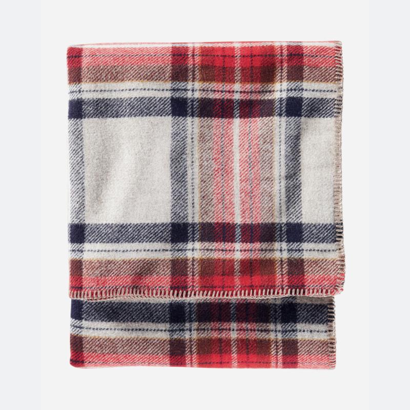 Pendleton Pendleton | Queen Blanket | Eco-Wise in Vintage Dress Stewart