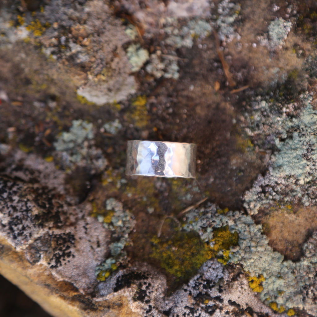 Sterling Silver Ring | Size 13