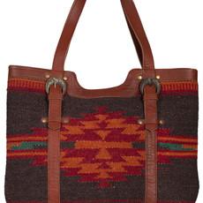Scully | Woven Handbag