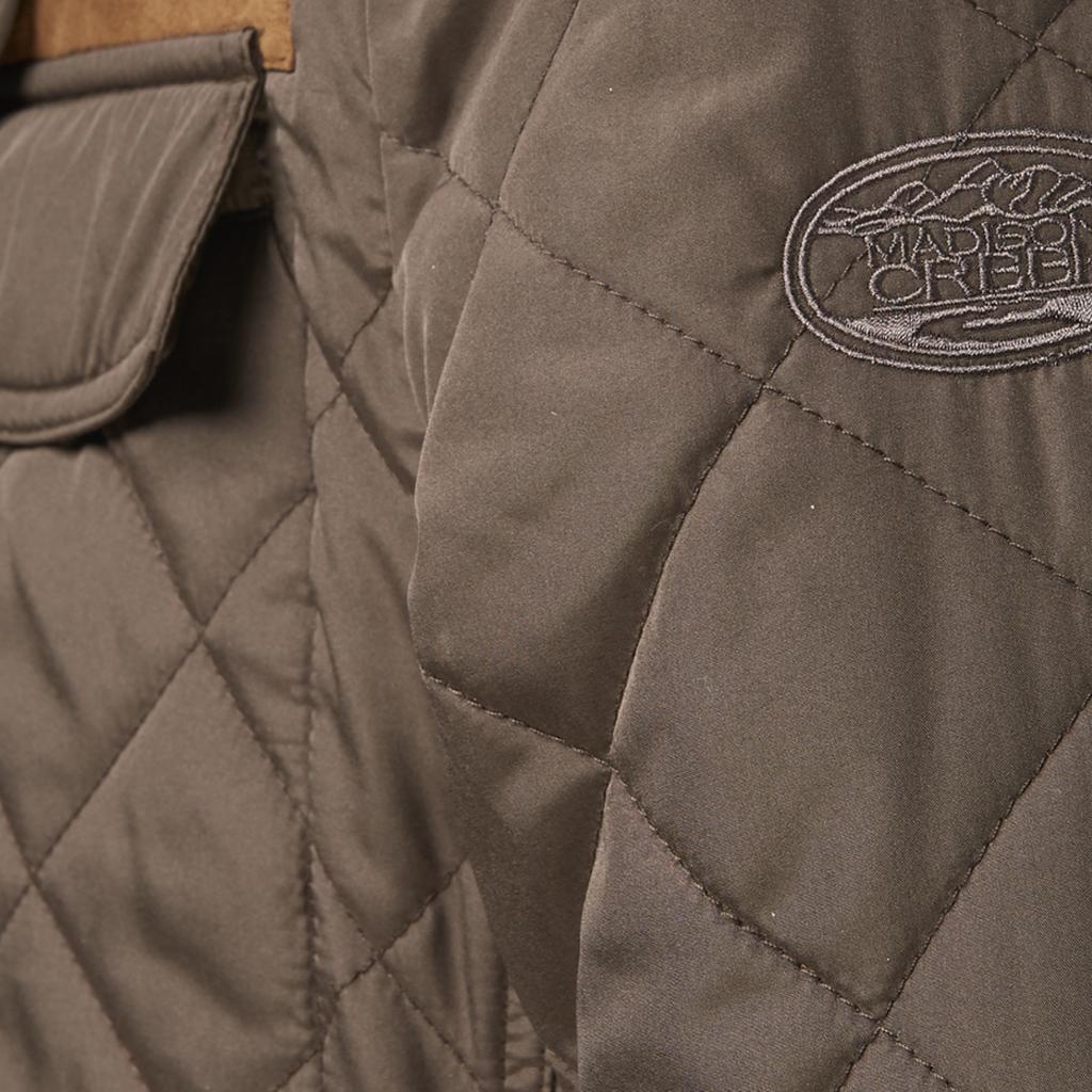 Madison Creek Outfitters | Adventurer Jacket | Gunmetal