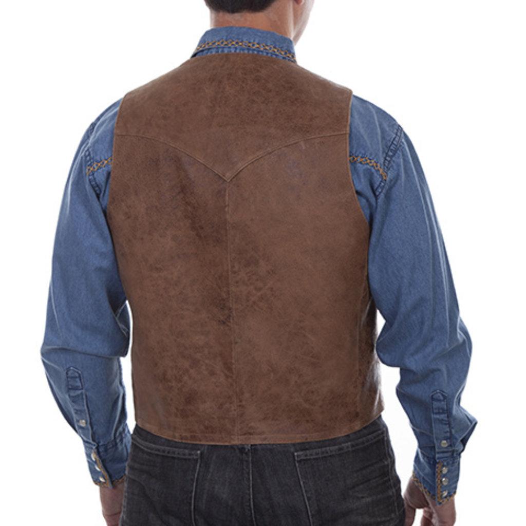 Scully | Vintage Leather Vest