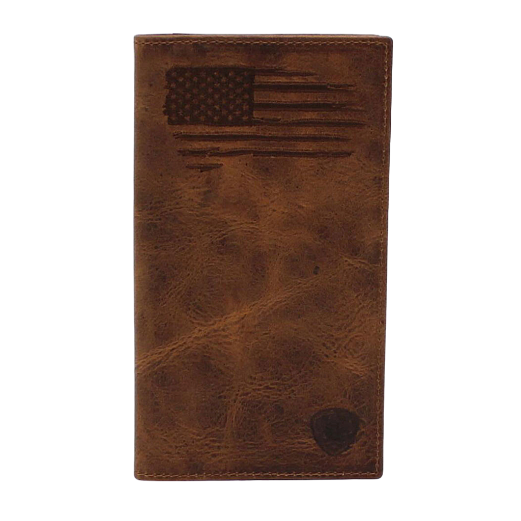 Ariat | Rodeo USA Flag Wallet