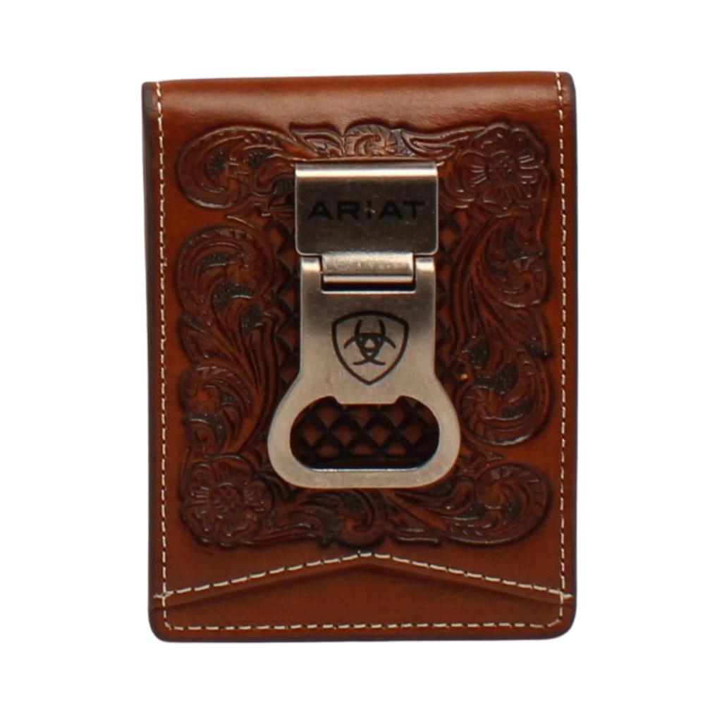 Ariat | Bifold Money Clip Wallet