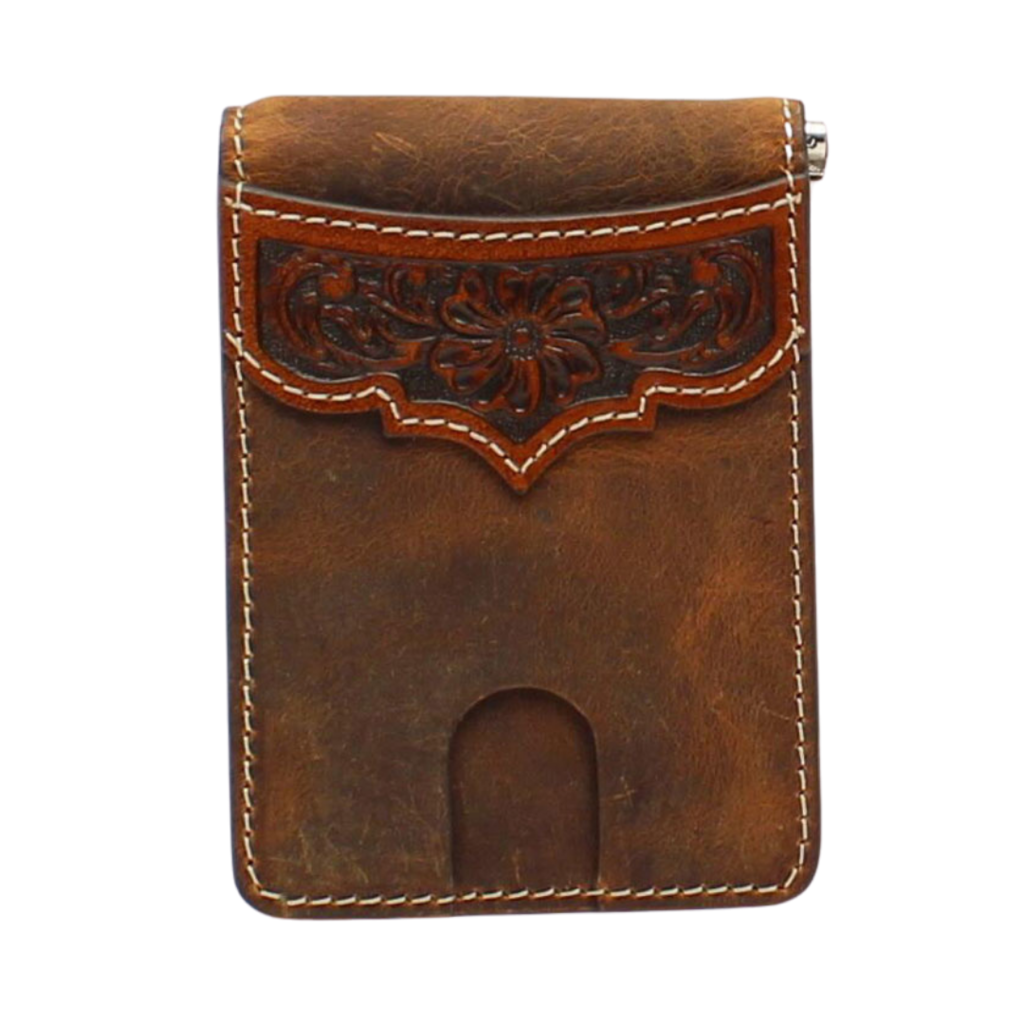 Ariat | Bifold Money Clip Wallet