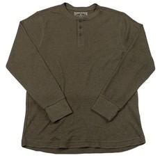 Schaefer Outfitter | Ranch Thermal Henley Shirt