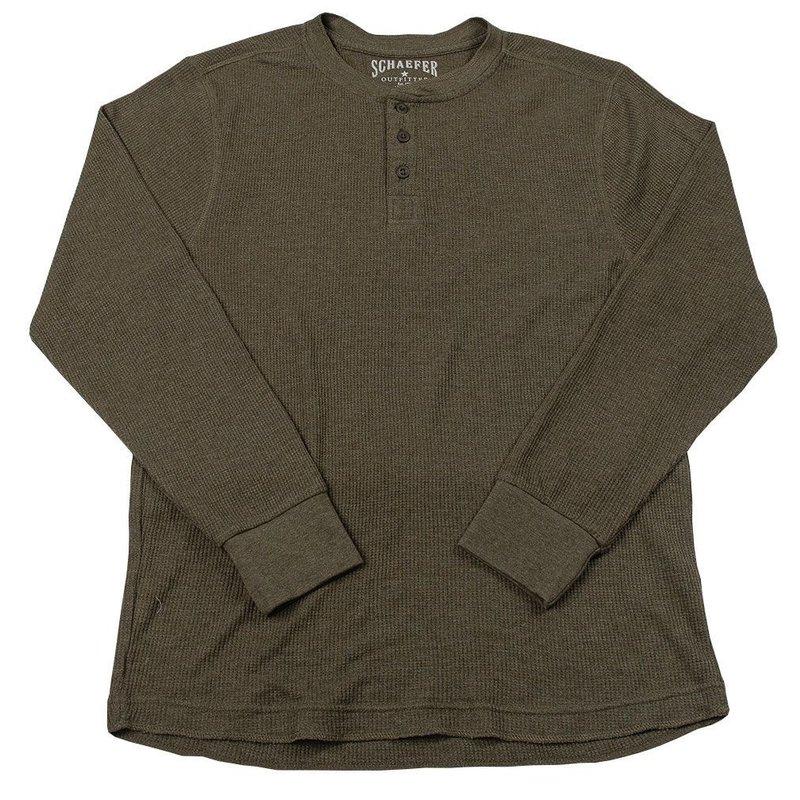 Schaefer Outfitter Schaefer Outfitter | Ranch Thermal Henley Shirt