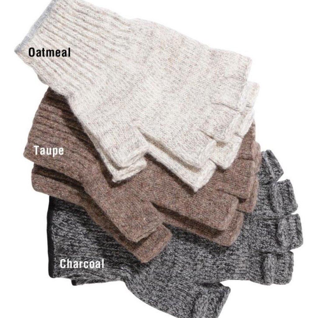 Schaefer Outfitter Schaeffer Outfitter | Wool Fingerless Glove, Taupe