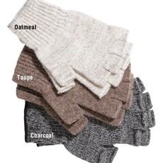 Schaeffer Outfitter    Wool Fingerless Glove, Oatmeal