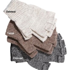 Schaefer Outfitter | Wool Fingerless Glove, Charcoal