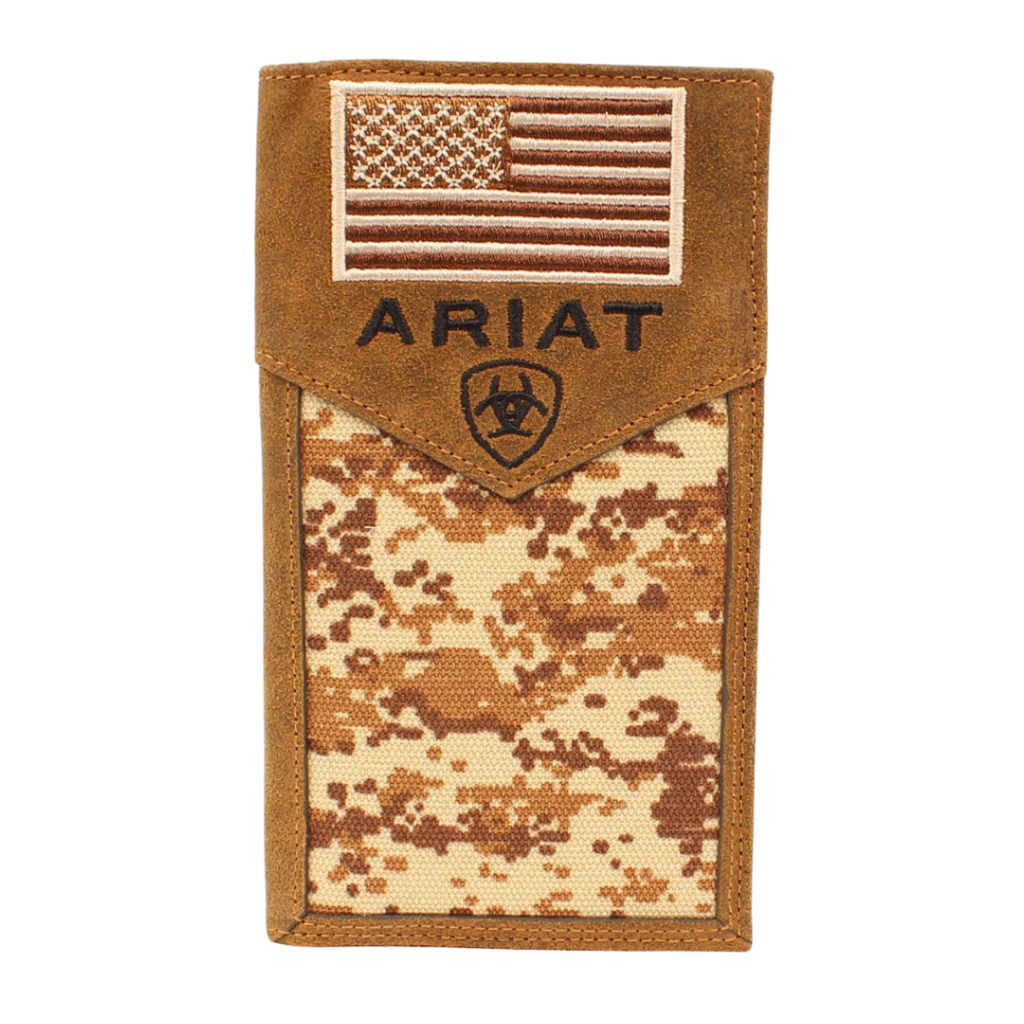 Ariat | Rodeo Camo Wallet