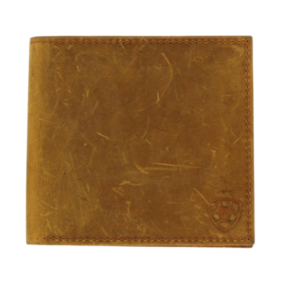 Ariat   Bi-Fold Leather Wallet