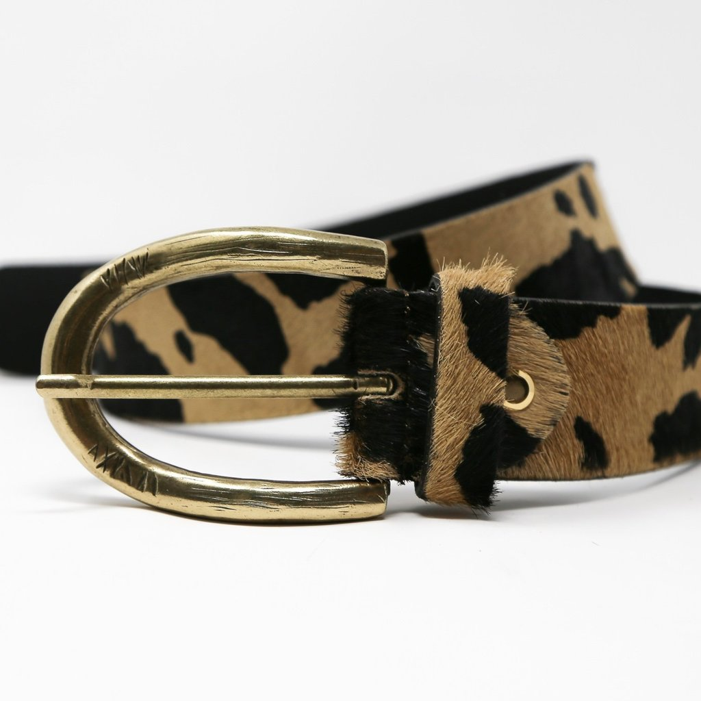 Ansaldo Imports | Leopard Belt