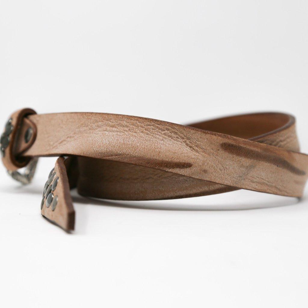 Ansaldo Imports | Light Brown Belt