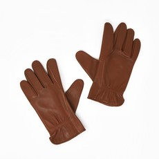 Cowhide Patch Palm Gloves