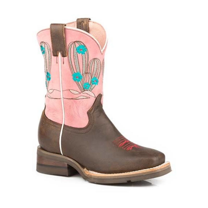 Roper   Kids Cactus Cutie Boot