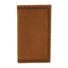 Ariat | Medium Brown Distressed Rodeo Wallet
