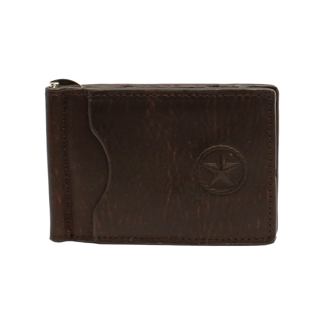 Nocona | Slim Fold Money Clip Wallet