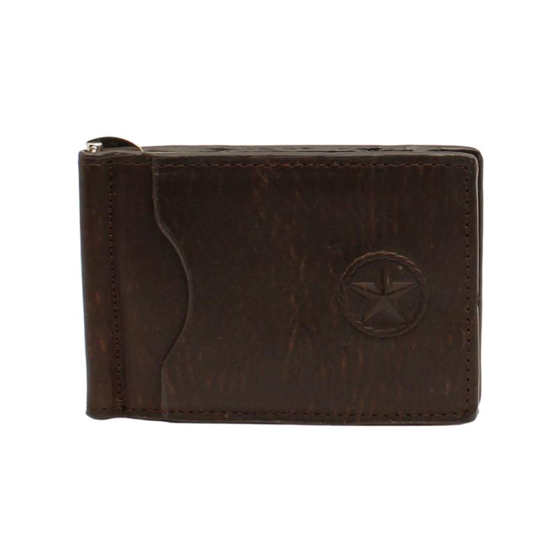 Nocona | Slim Fold Money Clip Wallet