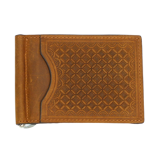 Nocona | Diamond Weave Money Clip