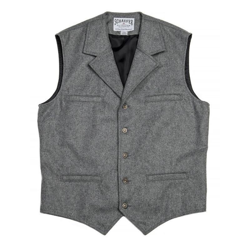 Schaefer Outfitter | McCoy Wool Vest