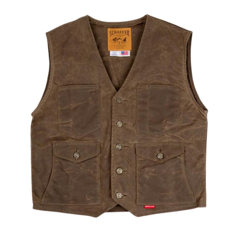 Schaefer Outfitter Schaefer Outfitter | Rangewax Mesquite Vest
