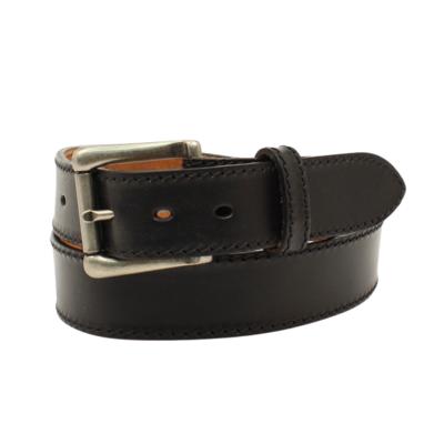 Nocona | Black Leather Belt