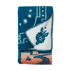 Pendleton Pendleton | Jacquard Crib Blanket in Wind Riders