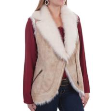 Scully | Faux Fur Vest