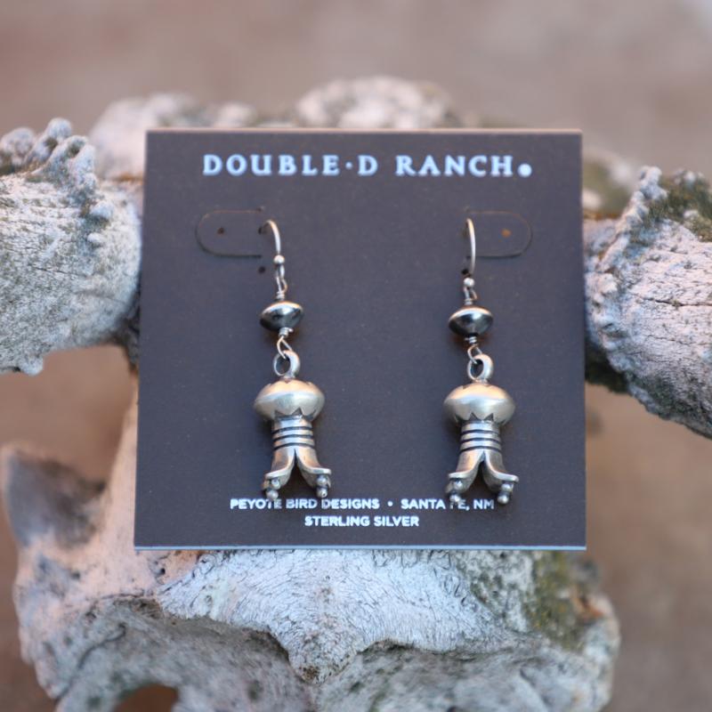 Peyote Bird | Blossom Dangle Earrings