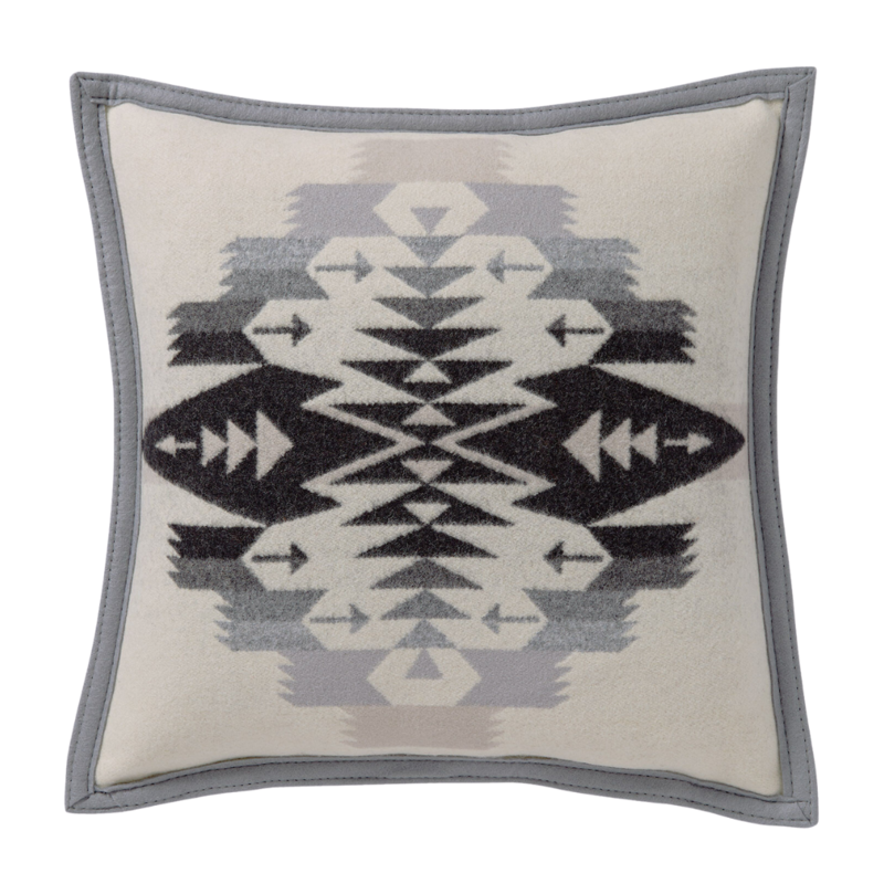 Pendleton Pendleton | Jacquard Pillow (16 x 16) | Tucson Ivory